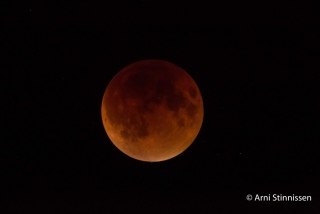 Lunar eclipse - Carden Alvar 3