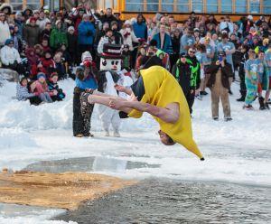 Banana Back somersault