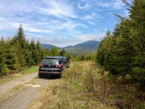 North Woods Maine