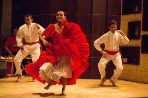 Festejo Dance