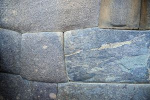 Incan masonry