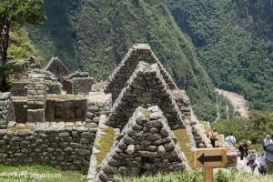 Incan buldings