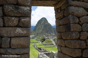 Incan window