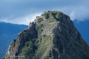 Huayna Picchu - late afternoon