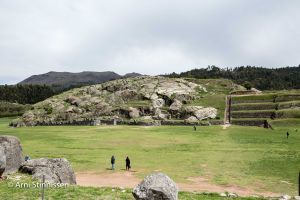 Saksaywaman - plaza