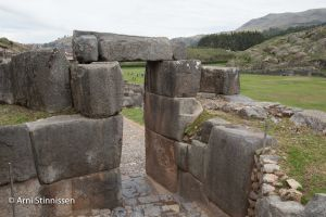 Saksaywaman - door